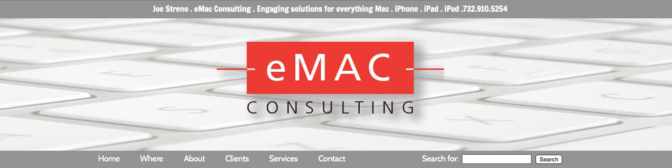 Click to go to the eMac Consulting website.