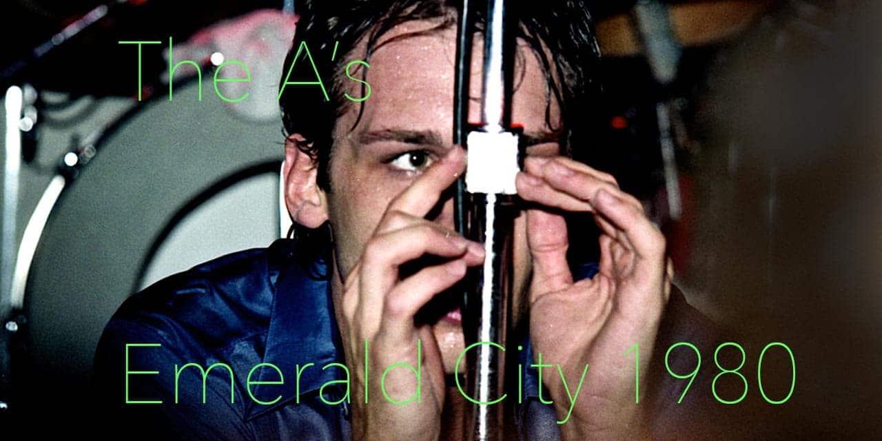 The A's Emerald City 1980