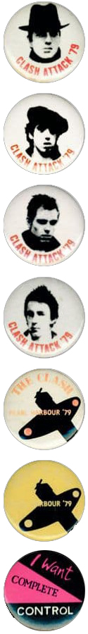 Clash Attack 79 Buttons