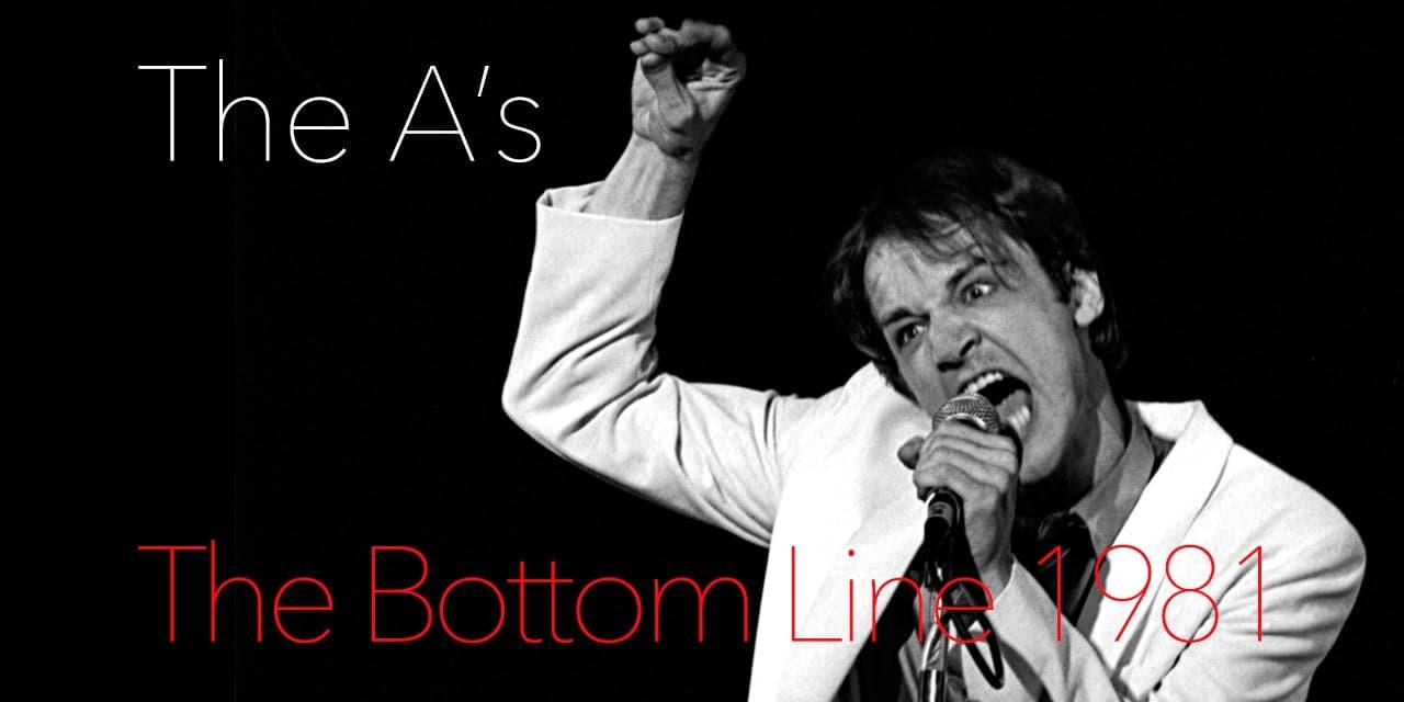 The A's Bottom Line 1981