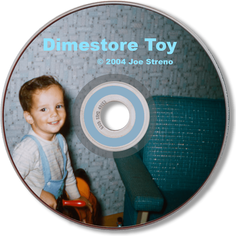 joMusic: Dime Store Toy