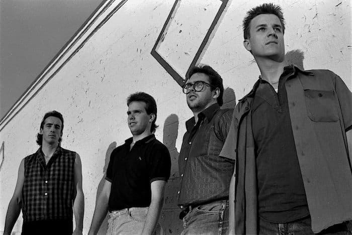 The Human Element - Joe, Dennis, Chris & Fred (L-R)