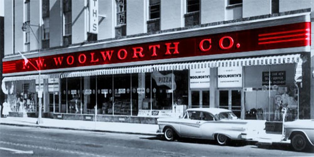 Dime Store Toy – Woolworth