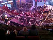 Our Seats @ The Prudential Center