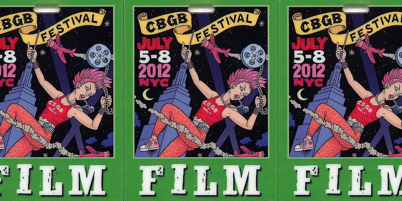 CBGB Film Pass