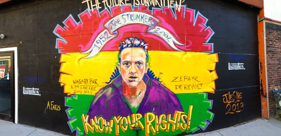 Joe Strummer - Know Your Rights