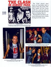 Page110 of Rock & Roll Tour Of The Jersey Shore Volume 4