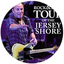 Rock & Roll Tour Of The Jersey Shore Volume 4 - Including photos by Joe Streno.