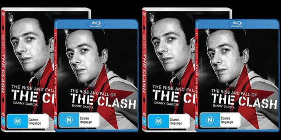 The Rise And Fall Of The Clash DVD Release Update 17