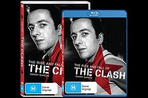 Rise And Fall Of The Clash Cover