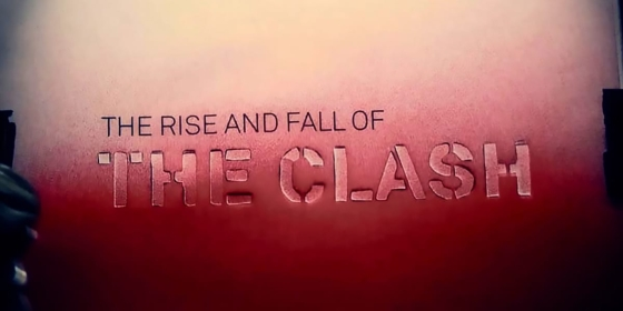 The Rise And Fall Of The Clash Australian Blu-ray 4