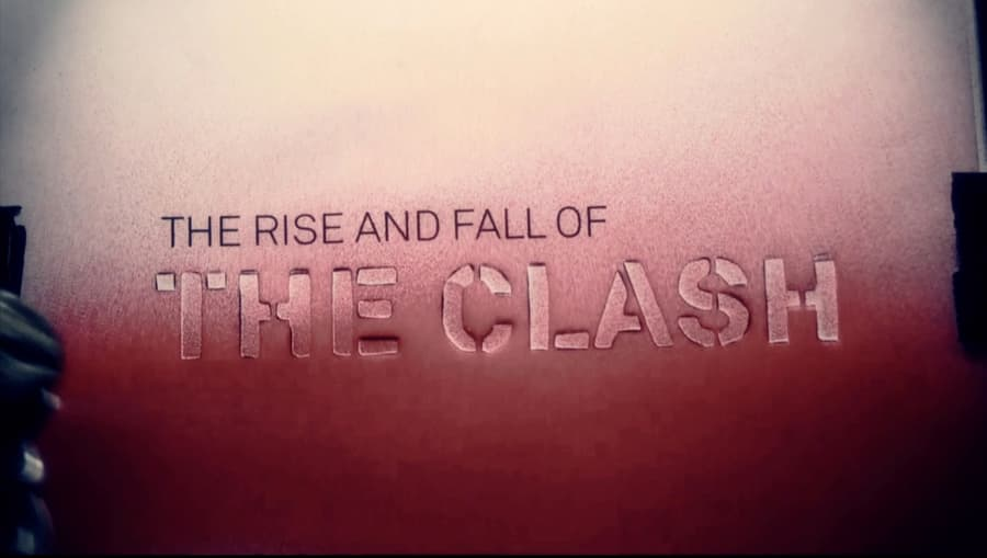 Rise And Fall Of The Clash