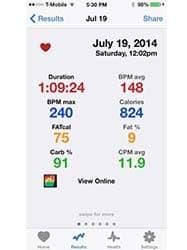 07.19.14 Workout Data
