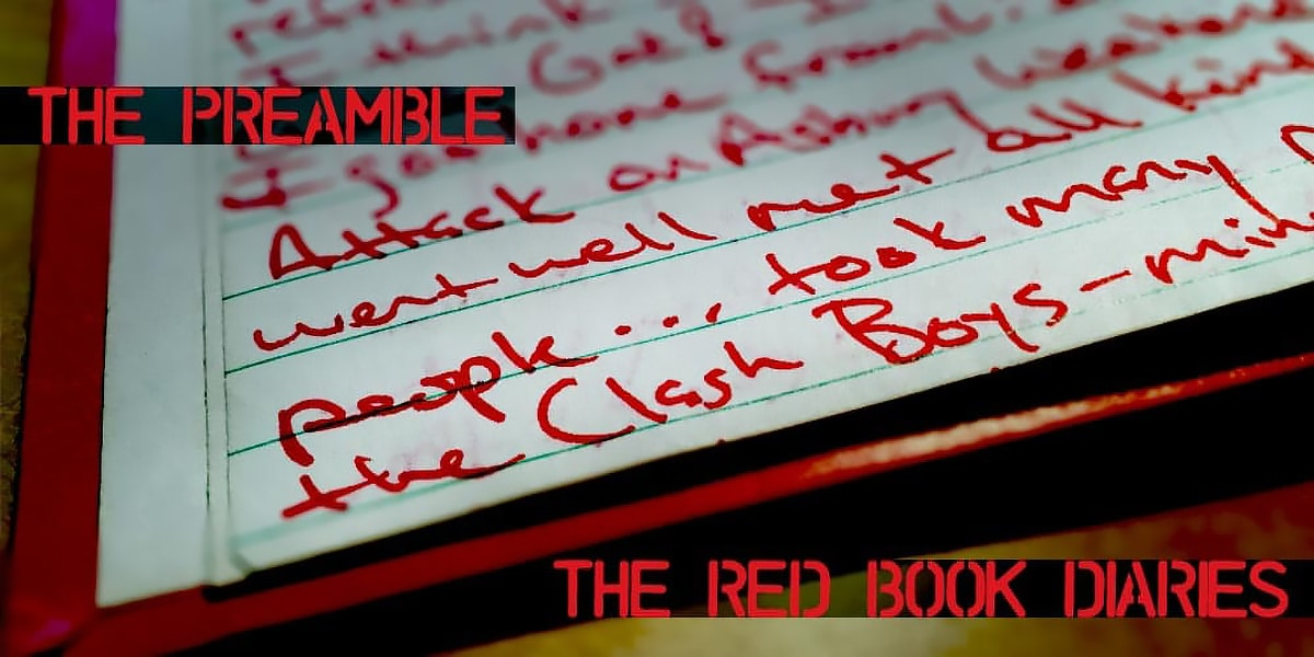 The Red Book Diaries - The Preamble