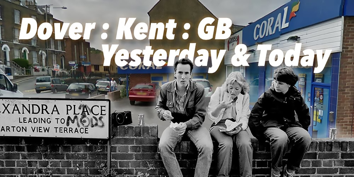 Dover Kent GB Yesterday Today Featured Image