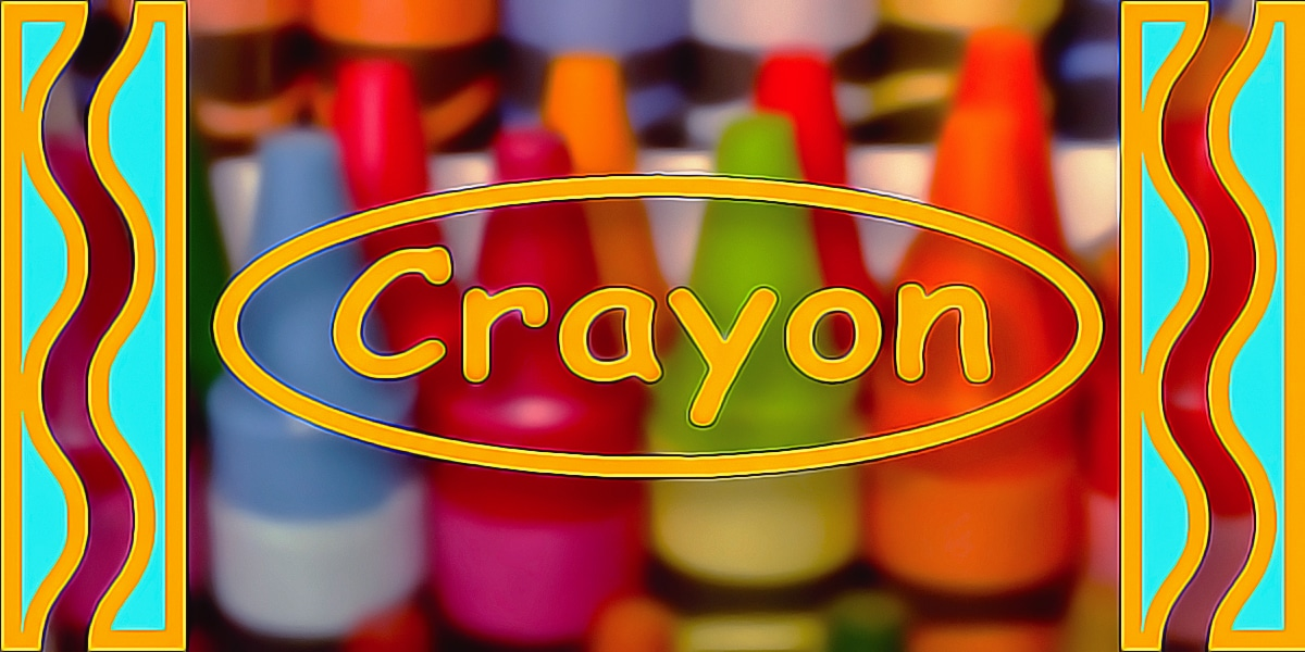 Crayon Craziness Comes 200 Times Over 2
