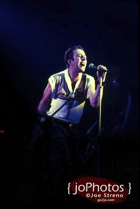 The Clash @ Asbury Park Convention Hall 1982 3