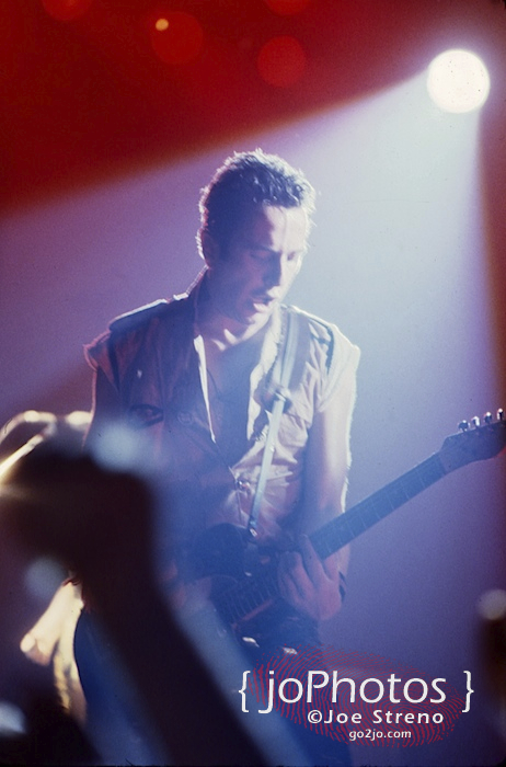 The Clash @ Asbury Park Convention Hall 1982 9