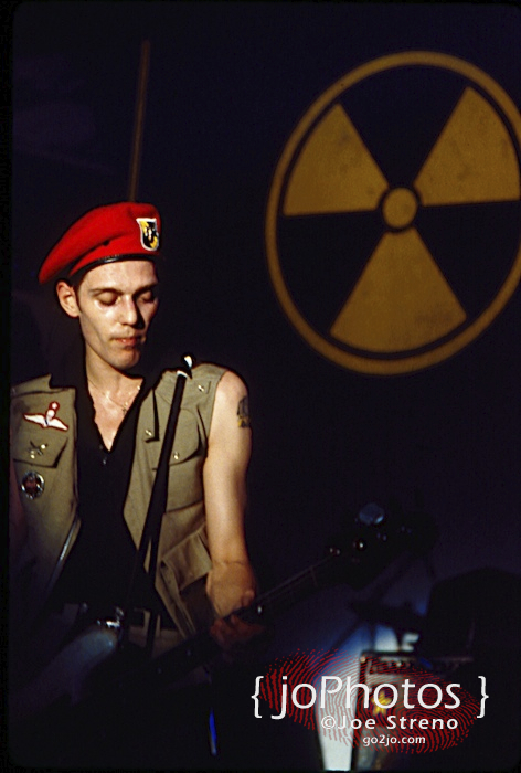 The Clash @ Asbury Park Convention Hall 1982 12