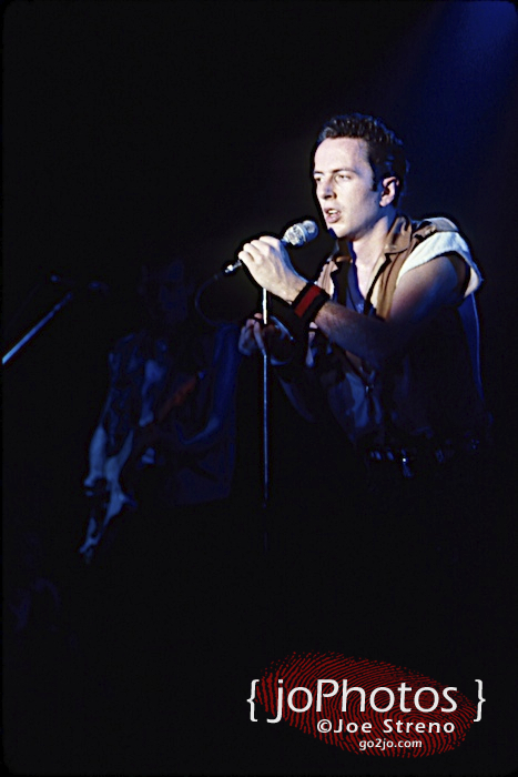 The Clash @ Asbury Park Convention Hall 1982 16