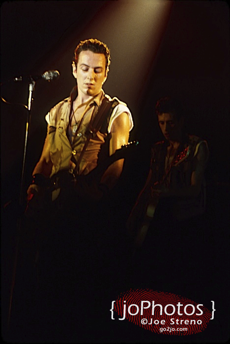 The Clash @ Asbury Park Convention Hall 1982 17