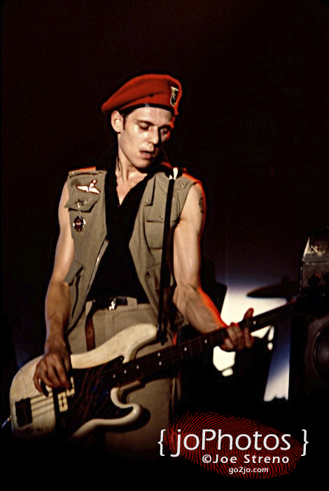 The Clash @ Asbury Park Convention Hall 1982 18