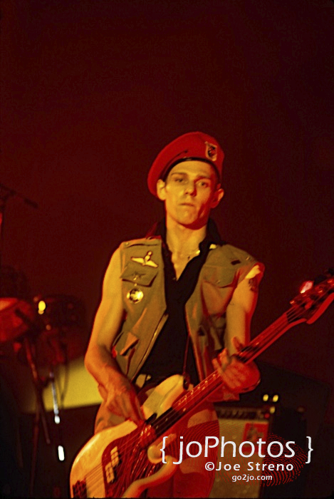 The Clash @ Asbury Park Convention Hall 1982 19