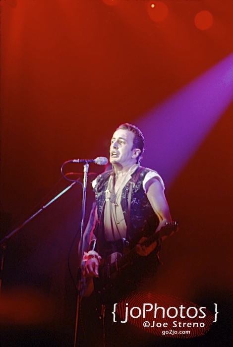 The Clash @ Asbury Park Convention Hall 1982 23