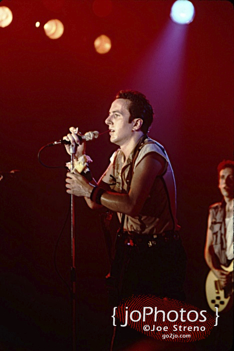 The Clash @ Asbury Park Convention Hall 1982 25