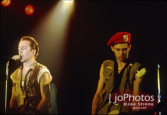The Clash @ Asbury Park Convention Hall 1982 28