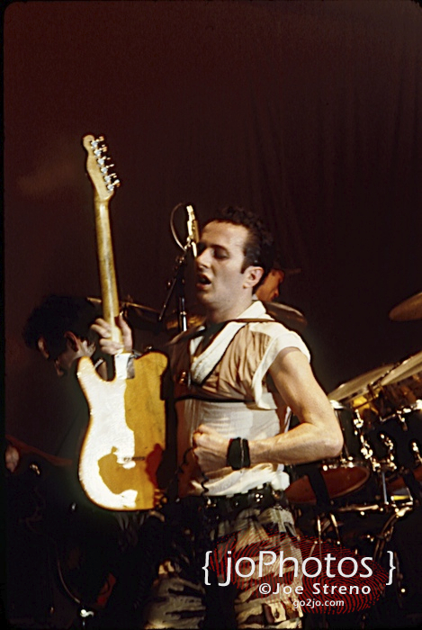 The Clash @ Asbury Park Convention Hall 1982 31