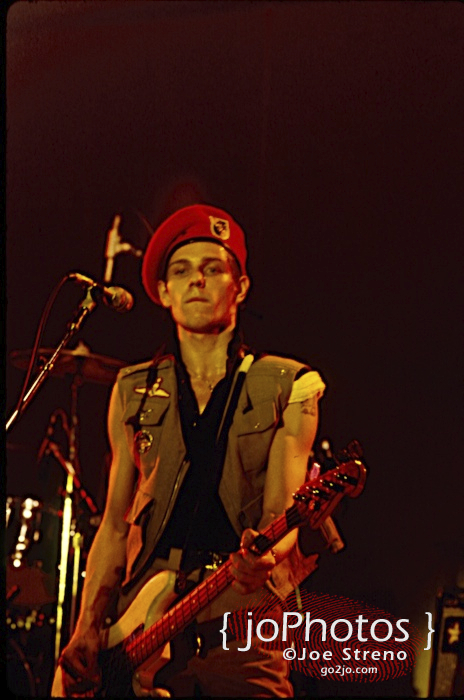 The Clash @ Asbury Park Convention Hall 1982 34