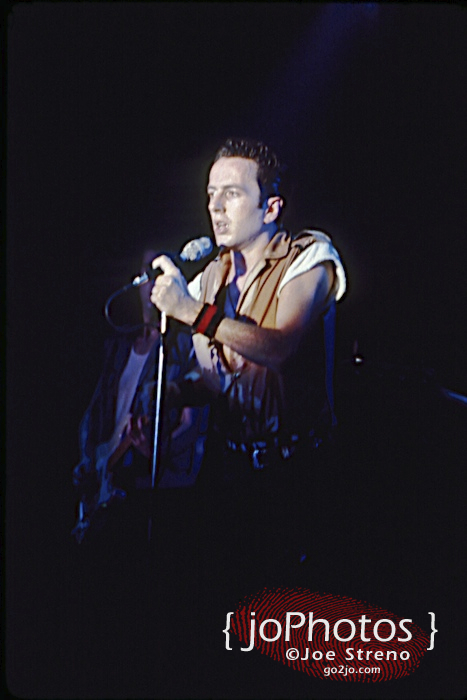 The Clash @ Asbury Park Convention Hall 1982 37