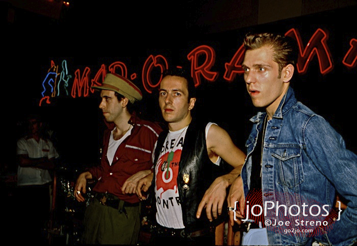The Clash @ Asbury Park Convention Hall 1982 39