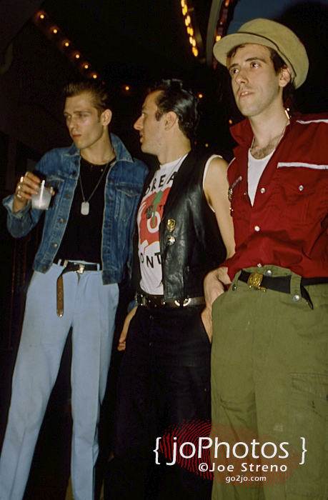 The Clash @ Asbury Park Convention Hall 1982 43