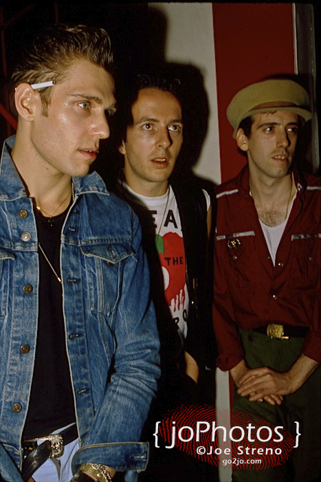 The Clash @ Asbury Park Convention Hall 1982 44