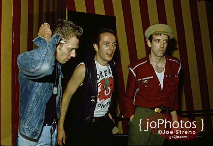 The Clash @ Asbury Park Convention Hall 1982 46