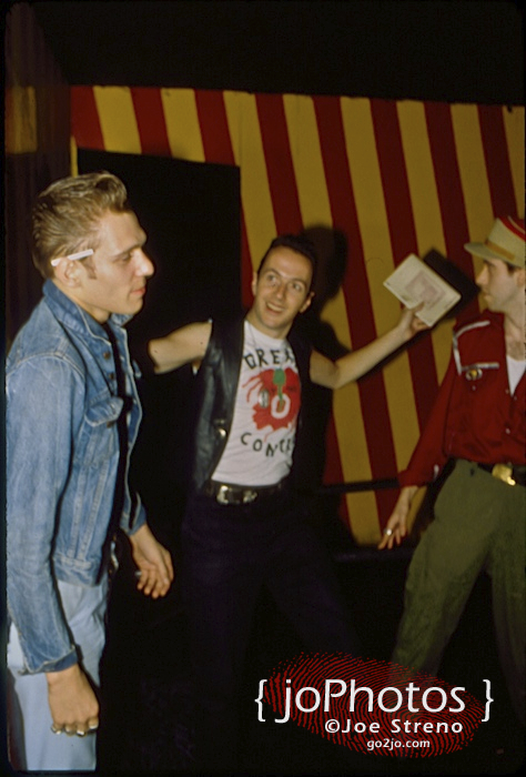 The Clash @ Asbury Park Convention Hall 1982 47