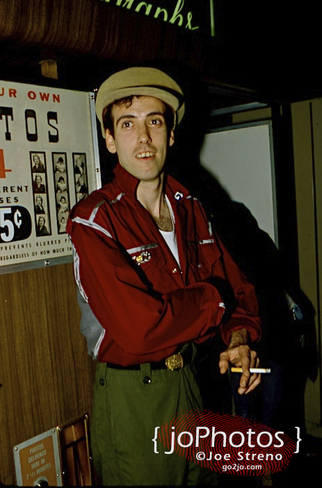 The Clash @ Asbury Park Convention Hall 1982 54
