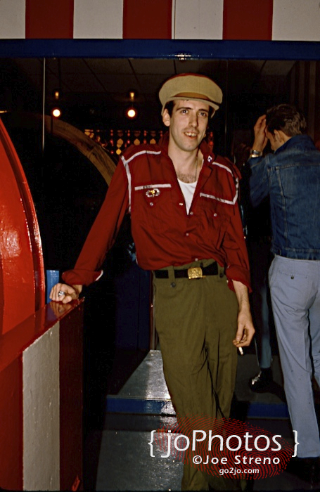 The Clash @ Asbury Park Convention Hall 1982 57