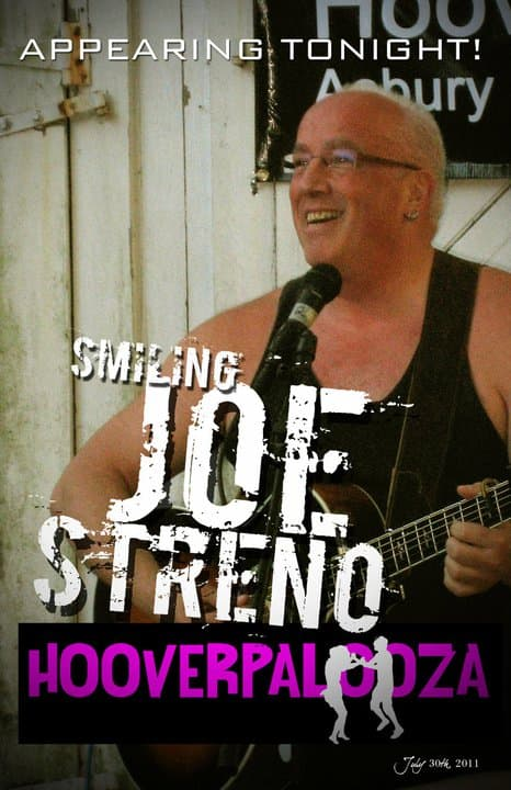 02 of 18 - Hooverpalooza -Smiling Joe Streno