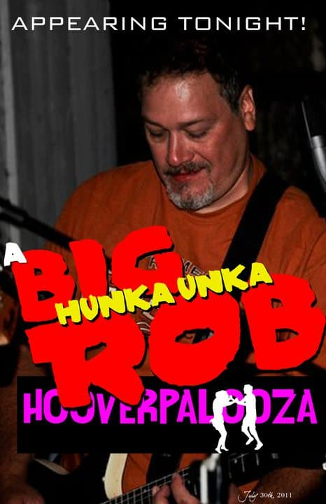 16 of 18 - Hooverpalooza -Rob Hoover